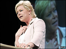 Siv Jensen (file)