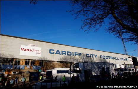 Ninian Park has been Cardiff City's home since 1910 but the club will move in the summer of 2009.