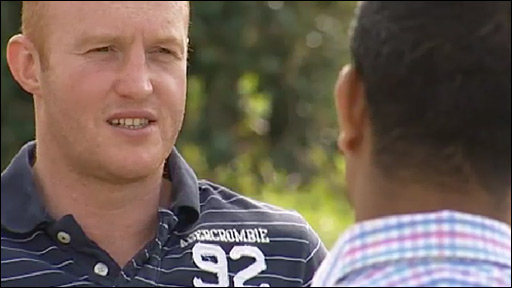 Martyn Williams meets Jeremy Guscott in an in-depth interview for Sunday's Scrum V television programme