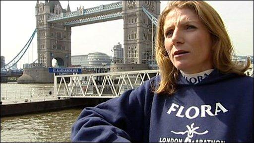 Olympic champion Constantina Dita