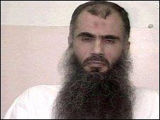 Abu Qatada, file image
