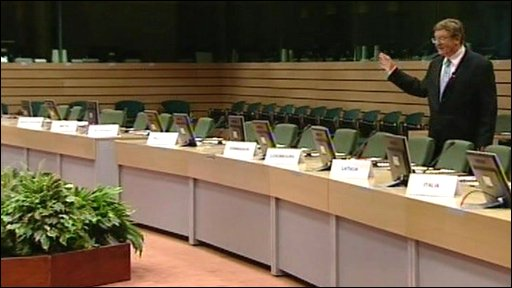 European Council of Ministers