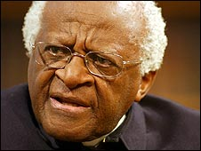 Archbishop Desmond Tutu (file photo)