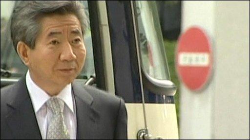 Former S Korean President, Roh Moo-hyun