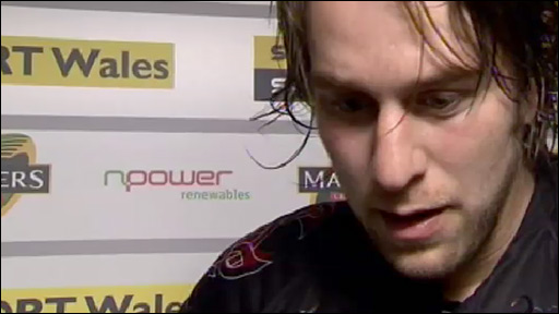Wales and Ospreys captain Ryan Jones