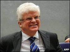 Vladimir Chizhov, whose son Vasiliy has been expelled from Brussels