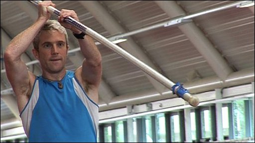 Ten of the best - pole vault training