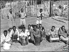 Mau Mau captives