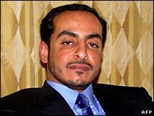 Issa bin Zayed al-Nahyan (file)