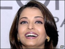 L&#039;Oreal model Aishwarya Rai 