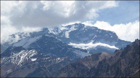 Aconcagua mountain