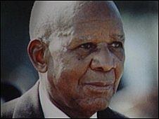 Dr Hastings Kamuzu Banda