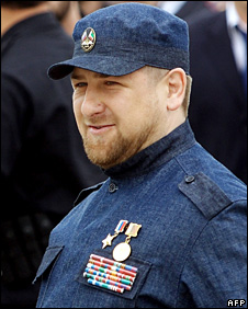 Ramzan Kadyrov (9 May 2009)