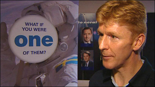 Timothy Peake