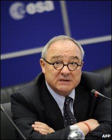 J-J Dordain (AFP)