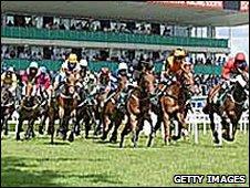 Uttoxter Racecourse