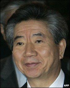 Roh Moo-hyun - photo 1 May 2009