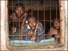 Prisoners in Enugu