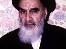 Ayatollah Khomeini (1 January 1979)