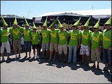 Ayrton Senna fans