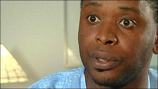 Ken Saro-Wiwa Jr., son of Ken Saro-Wiwa