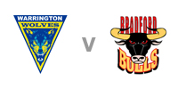 Warrington v Bradford