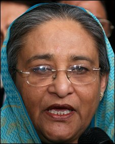 Sheik Hasina