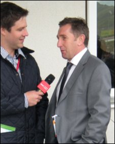 Rugby great Jonathan Davies shares his thoughts with BBC Sport Wales