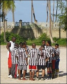 Narcotics Anonymous football team