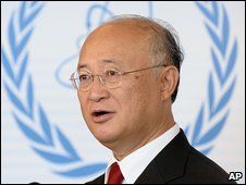 Yukiya Amano 2.7.09
