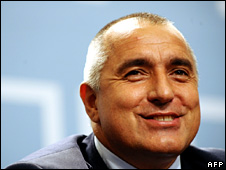 Boiko Borisov (5 July 2009)