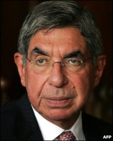 Oscar Arias on 7 July 2009