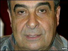 Dissident Syrian writer Michel Kilo