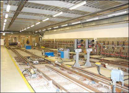 Tube Lines Skills & Training Centre