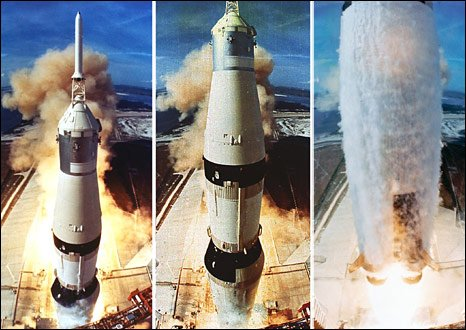 Apollo Moon Rocket - Pics about space