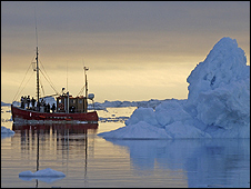 Ilulissat fjord, Greenland
