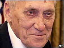 Leszek Kolakowski in 2003