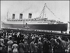 Queen Mary in 1936