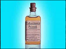 Fisherman's Friend oil