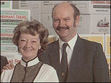 Doreen and Tony Lofthouse