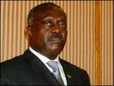 Foreign Minister Akwasi Osei-Adjei, file image