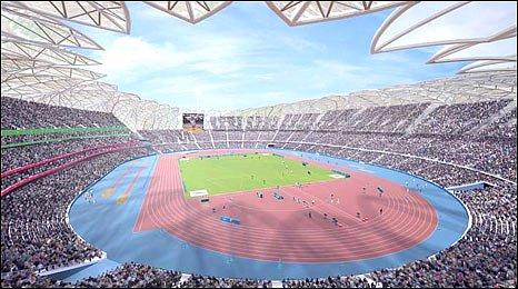 olympics london 2012 stadium. The London 2012 Open Weekend