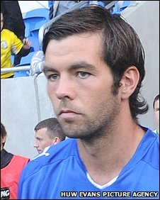 Joe Ledley has only a year left on his Cardiff City contract