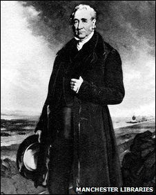 George Stephenson in 1848