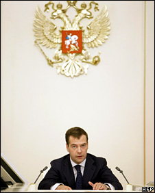 Dmitry Medvedev (file)