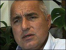 Bulgarian Prime Minister Boiko Borisov