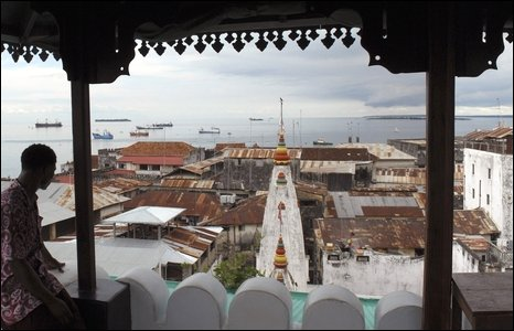 Stone Town, Zanzibar, BBC file photo