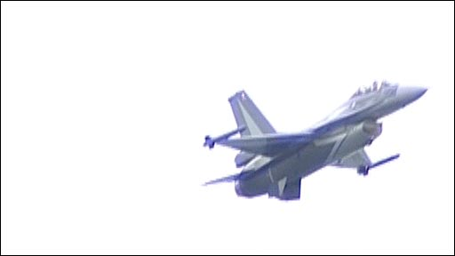 Belgian Airforce F-16