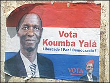 Yala election poster