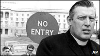 The Reverend Ian Paisley